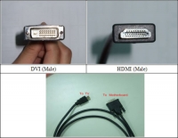 Cable HDMI a DVI para PC, Xbox 360 o PS3