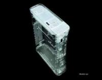 Carcasa Transparente para Xbox 360 (instalada)