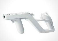 Pistola tipo Zapper para Nintendo Wii