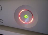 Reparacion de 3 Luces Rojas Xbox 360 E74